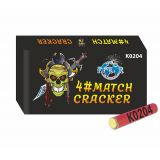 Петарды Match Cracker K0204 (уп. 12 шт.)