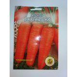 Морковь Вкусняшка, среднеспелая, 20 гр. (L A)