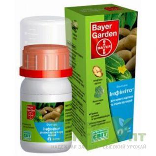Инфинито 61 SC 687,5 к.с. 60 мл – фунгицид (Bayer)
