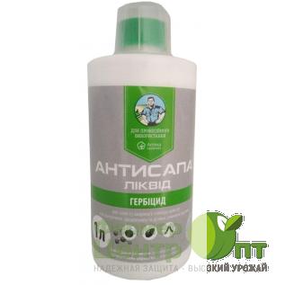 Антисапа Ликвид 1 л – гербицид (УкраВит)
