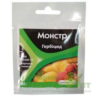 Монстр 20 г – гербицид (Семейный Сад)