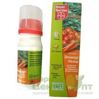 Зенкор Ликвид 100 мл – гербицид (Bayer)