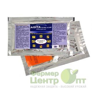 Инсектицид Агита Ultra 10 WP 20 гр. от мух, ос, тараканов