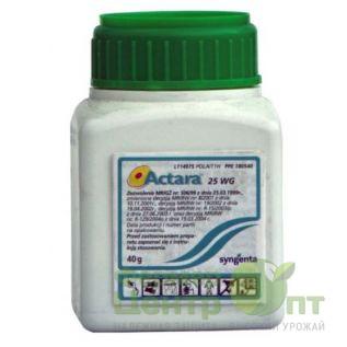 Инсектицид Актара 25WG, 40 гр.