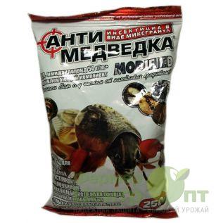 Инсектицид Антимедведка 250 гр Миксгранулы