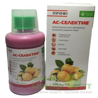 Инсектицид Ас-Селектив 150 мл. (Укравит)