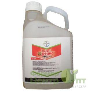 Децис f Люкс 5 л – инсектицид (Bayer)