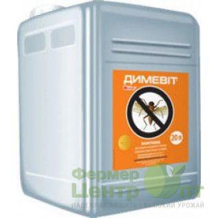 Инсектицид Димевит (Би-58), 20 л (УкраВит)