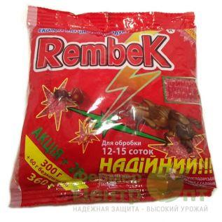Рембек (rembek) 360 г - от медведки и муравьев
