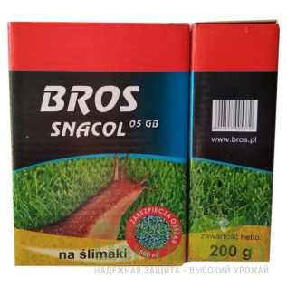 Snacol - инсектицид, 200 г (Bros)