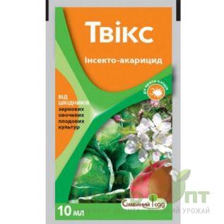 Инсекто-акарицид Твикс 10 мл. (Семейный Сад)