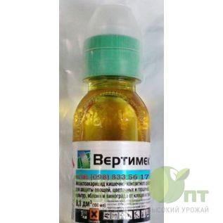 Вертимек 018 ЕС к.е. 100 мл – инсектицид (Syngenta)
