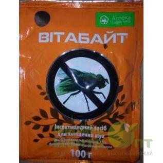 Инсектицид Витабайт 100 гр. (Укравит)