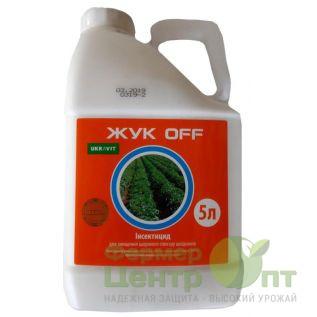 Инсектицид Жук OFF, 5 л (Укравит)