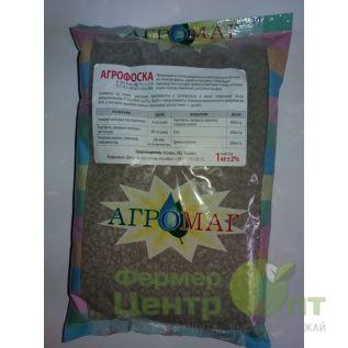 Удобрение Агрофоска, 1 кг (Агромаг)