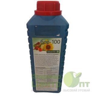 Микроудобрение Бор-100 1 л (Биохелат)