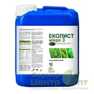 Эколист Микро З 20 л – микроудобрение для зерновых (Ekoplon)