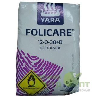 Folicare 12-0-38+B 25 кг – микроудобрение (Yara)