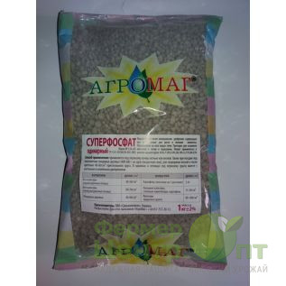 Удобрение Суперфосфат одинарный, 1 кг (Агромаг)