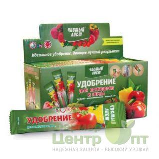 Удобрение для помидоров и перца 100 гр. Чистый Лист