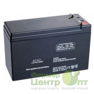 Аккумуляторная батарея 12V 8 А/ч для опрыскивателя