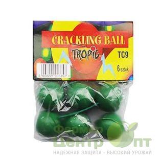 Шарики взрывающиеся Crackling Ball TC-9 (уп. 6 шт)