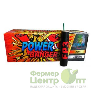 Петарды Power Banger FP-3 (уп. 5 шт)