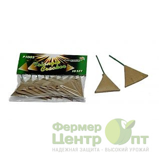 Петарды Triangle cracker P1005 (уп. 10 шт)