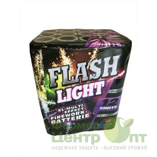 Салют Flash light FC2012