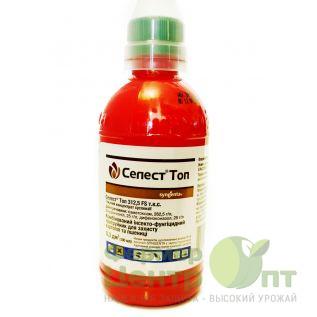 Селест Топ 312,5 FS т.к.с. 300 мл – протравитель на 450-500 кг (Syngenta)