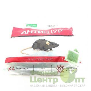 Антищур, 200 гр -  тестообразная приманка (УкраВит)