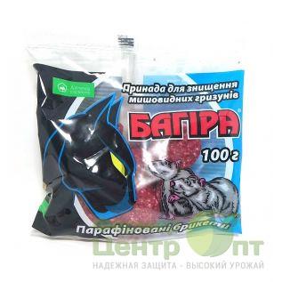 Багира - парафиновые брикеты, 100гр (УкраВит)