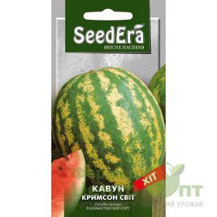 Семена Арбуз Кримсон Свит, раннеспелый, 1 г (SeedEra)