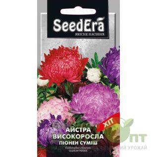 Семена Астра высокорослая Пионен Смесь 0,25 г (SeedEra)