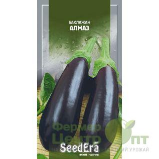 Семена Баклажан Алмаз, среднеспелый, 0,5 г (SeedEra)