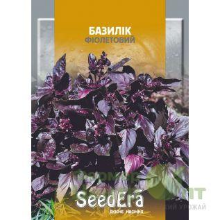 Семена Базилик Фиолетовый, раннеспелый, 5 г (SeedEra)
