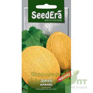 Семена Дыня Ананас, среднеспелая, 1 г (SeedEra)