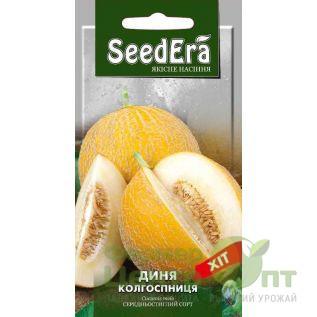 Семена Дыня Колхозница, среднеспелая, 2 г (SeedEra)
