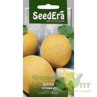 Семена Дыня Титовка, раннеспелая, 2 г (SeedEra)