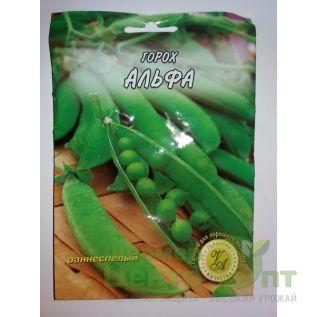 Семена Горох Альфа, раннеспелый, 20 гр. (L A)