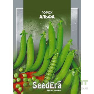 Семена Горох Альфа, раннеспелый, 50 г (SeedEra)
