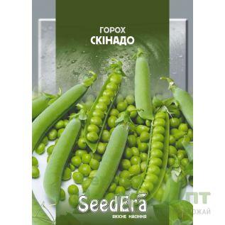 Семена Горох Скинадо, среднепоздний, 20 г (SeedEra)