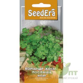 Семена Кориандр (кинза) Янтарь 3 г (SeedEra)