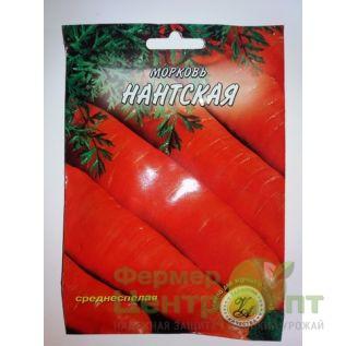 Семена Морковь Нантская, среднеспелая, 20 гр. (L A)