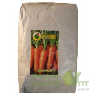 Семена Морковь Шантане Королевская, среднеспелая, 1 кг (PNOS)