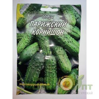 Семена Огурец Парижский корнишон, раннеспелый, 5 гр. (L A)