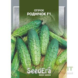Семена Огурец Родничок F1, среднеспелый, 5 г (SeedEra)