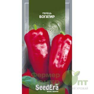 Семена Перец сладкий Богатырь, среднеспелый, 0,2 г (SeedEra)