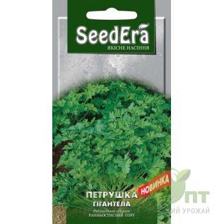 Семена Петрушка Гигантела (листовая), раннеспелая, 20 г (SeedEra)