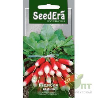 Семена Редис 18 дней, раннеспелый, 2 г (SeedEra)
